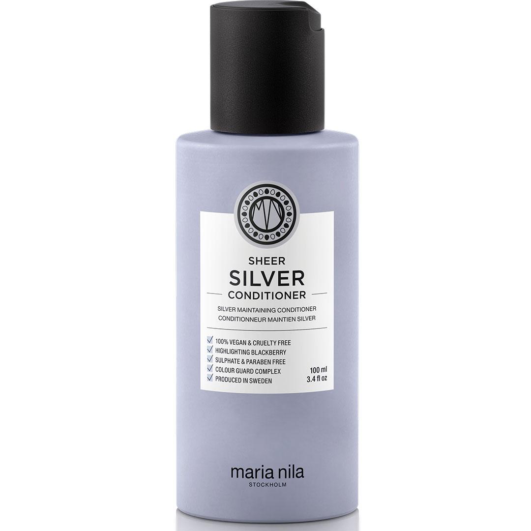 Balsam de par Maria Nila Sheer Silver 100ml