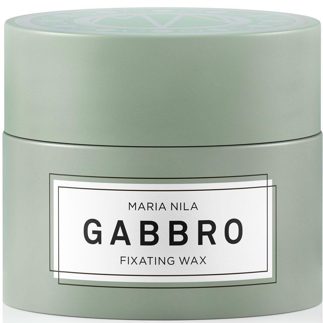 Ceara de par Maria Nila Minerals Gabbro Fixating Wax 50ml