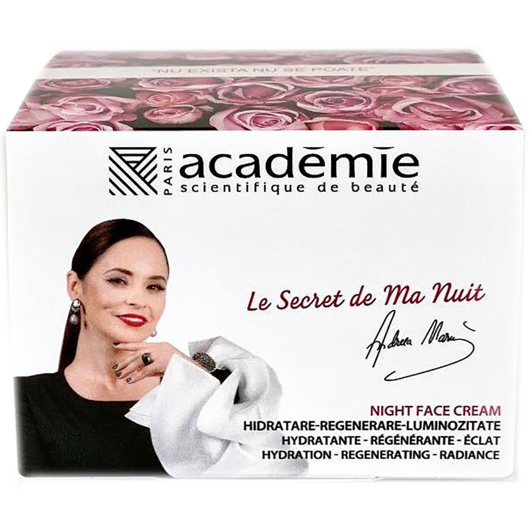 Crema de fata Academie Le Secret de Ma Nuit 30ml