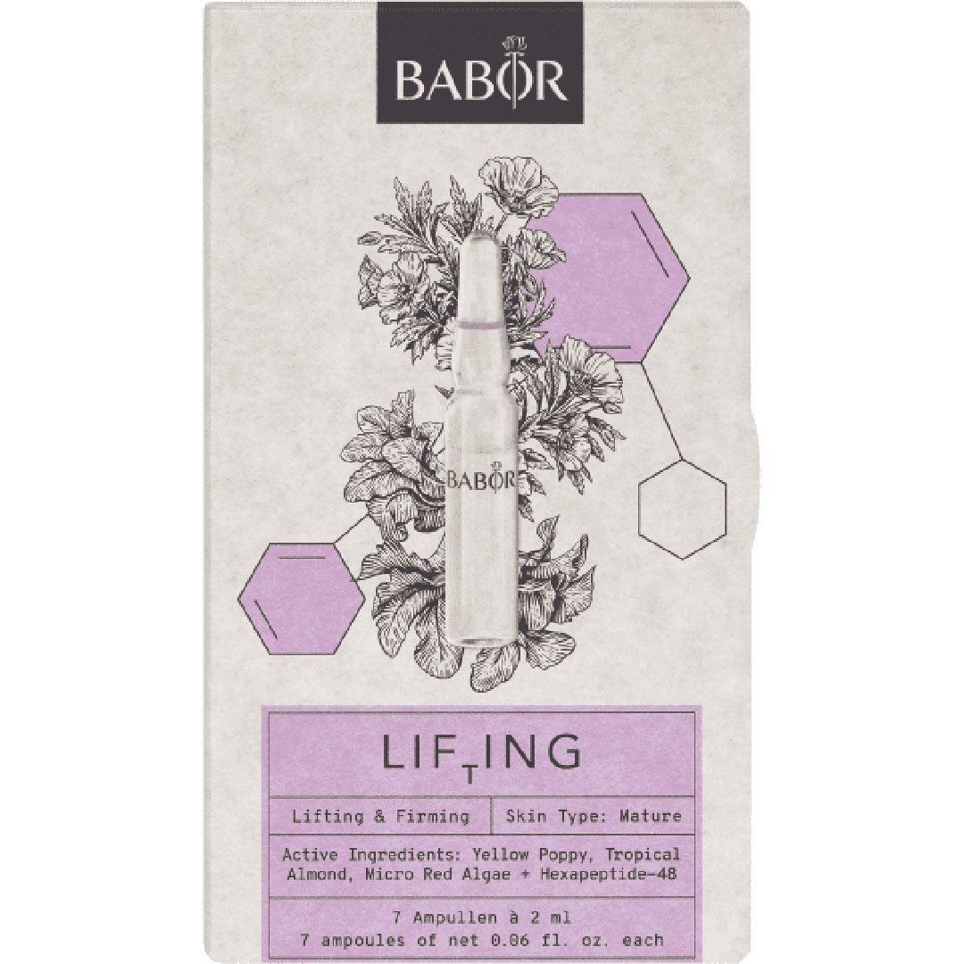 Fiole Babor Lifting 7x2ml