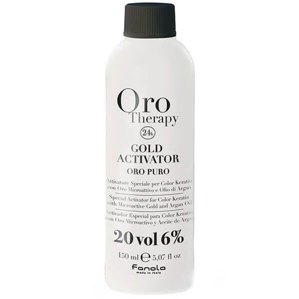 Oxidant Fanola Gold Therapy Gold Activator 20 Vol. 150ml