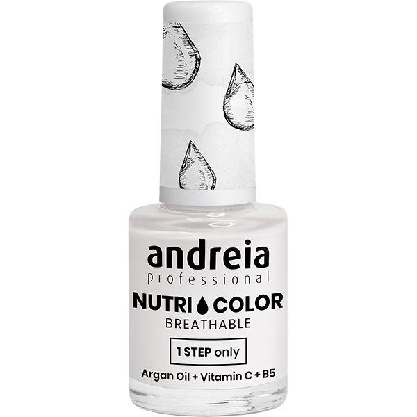 Lac de unghii Andreia Nutri Color Care&Colour NC1 10.5ml