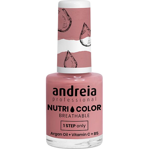 Lac de unghii Andreia Nutri Color Care&Colour NC12 10.5ml