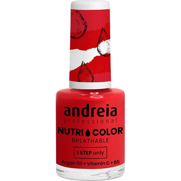 Lac de unghii Andreia Nutri Color Care&Colour NC17 10.5ml