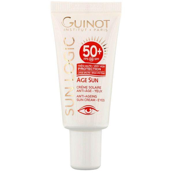 Crema de ochi Guinot Age Sun Creme Yeux SPF50+ 15ml