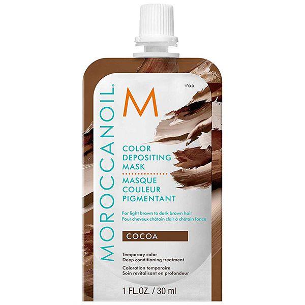 Masca de par nuantatoare Moroccanoil Cocoa 30ml