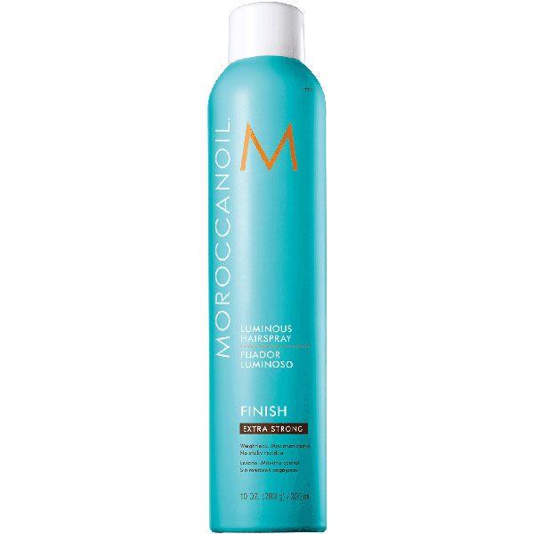 Fixativ de par Moroccanoil Luminous Hairspray Extra Strong 330ml