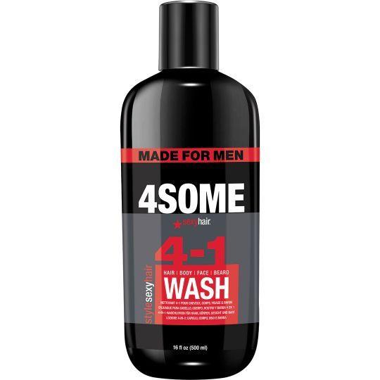 Sampon Sexy Hair 4in1 4Some Men 473ml