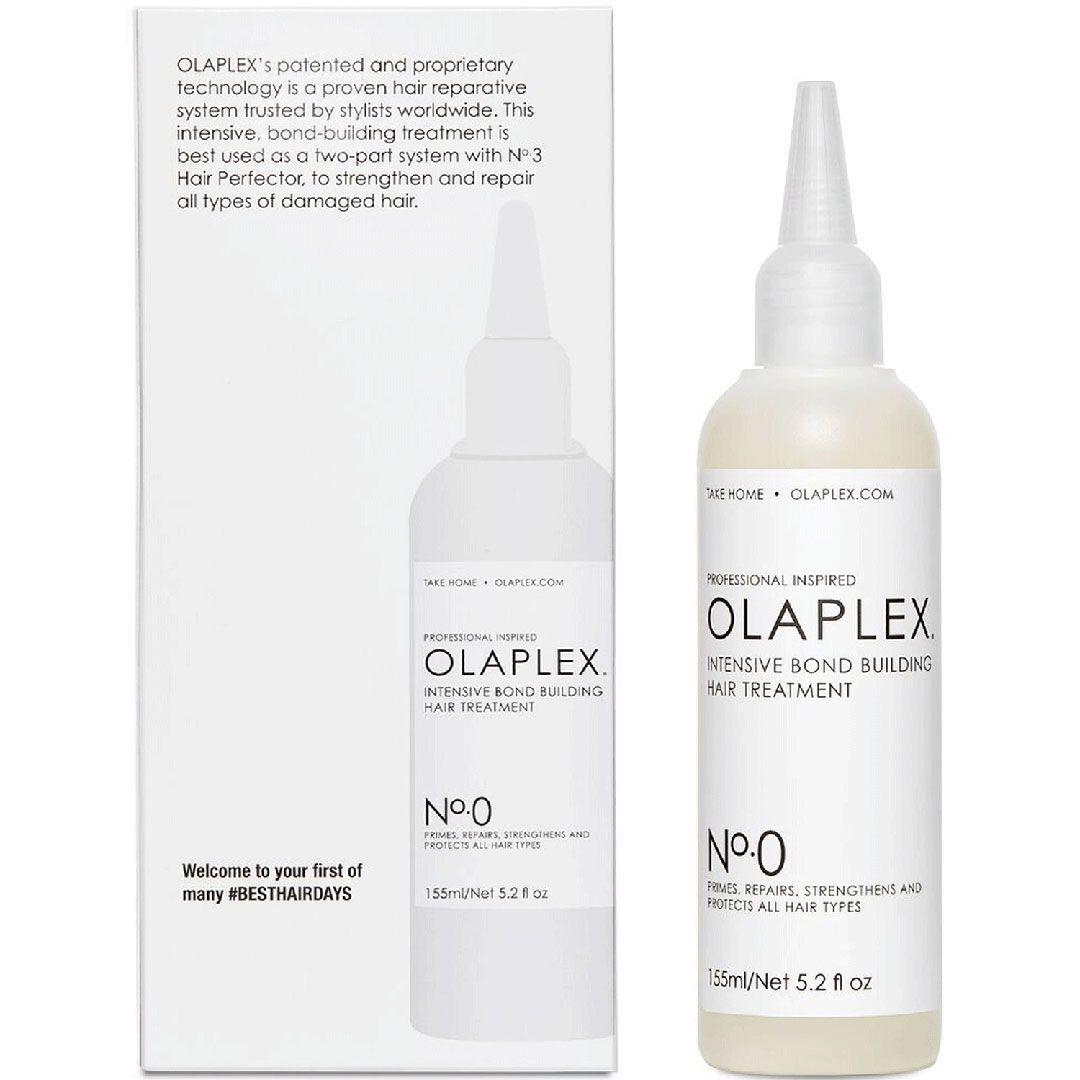 Tratament par Olaplex No.0 Intensive Bond Builder 155ml