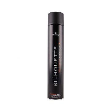 Fixativ de par Schwarzkopf Professional Silhouette Super Hold Black 750ml