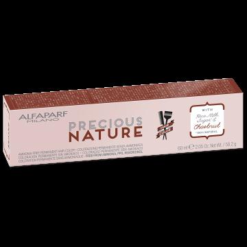Vopsea de par fara amoniac Alfaparf Milano Precious Nature 3 Saten Natural Inchis 60ml