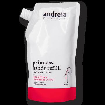 Крем за ръце Andreia Princess Hands Refill 400мл