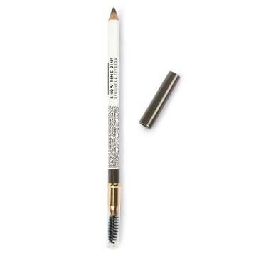 Creion De Ochi Si Sprancene Andreia Show Time 2 In 1 - Brown 1.5ml