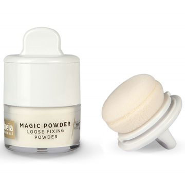 Pudra De Fixare Andreia Magic Powder Coconut 01 7g
