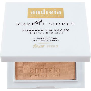 Бронзираща пудра Andreia Forever On Vacay Mineral Matte 01 7гр