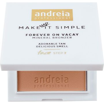 Бронзираща пудра Andreia Forever On Vacay Mineral Matte 03 7гр