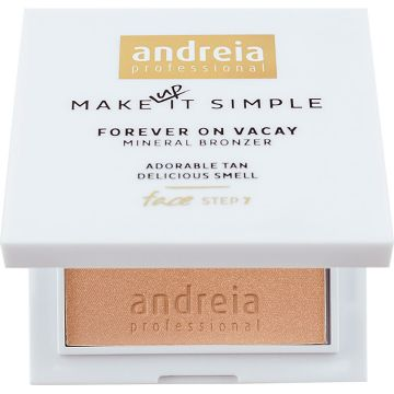 Pudra Bronzanta Andreia Forever On Vacay Mineral Glow 01 7g