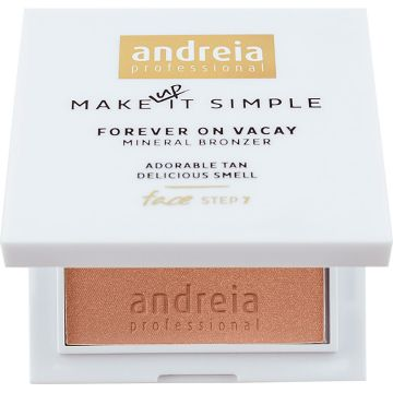 Бронзираща пудра Andreia Forever On Vacay Mineral Glow 03 7гр