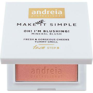 Руж  Andreia Oh! I'M Blushing - Mineral Glow 02 7гр