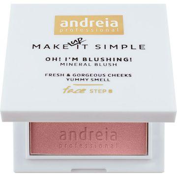 Руж Andreia Oh! I'M Blushing - Mineral Glow 03 7гр