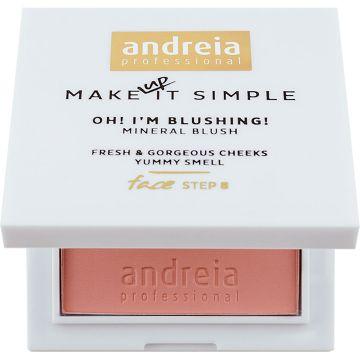 Руж Andreia Oh! I'M Blushing - Mineral Matte 03 7гр