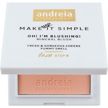 Руж Andreia Oh! I'M Blushing - Mineral Matte 01 7гр