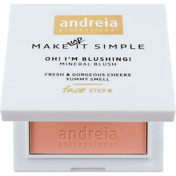 Руж Andreia Oh! I'M Blushing - Mineral Matte 02 7гр