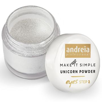 Pudra Pigment Andreia Unicorn Powder 01 2g