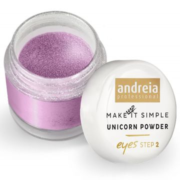 Pudra Pigment Andreia Unicorn Powder 02 2g