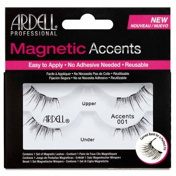 Gene false Magnetice Ardell Accent 001