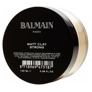 Ceara de par Balmain Matt Clay Strong 100ml