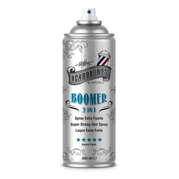 Лак за коса Beardburys Boomer 2в1 400мл