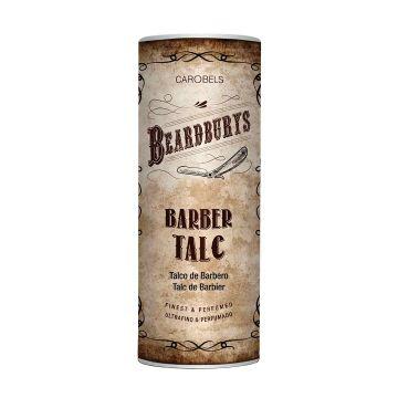 Pudra de talc Beardburys Talc Powder 200g