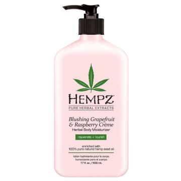 Crema de corp Hempz Blushing Grapefruit&Raspberry 500ml
