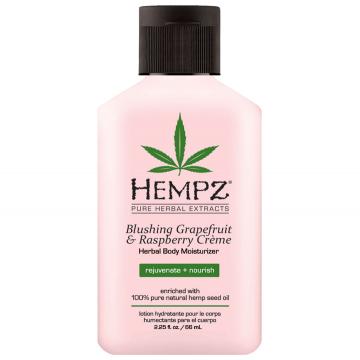 Crema de corp Hempz Blushing Grapefruit&Raspberry 66ml