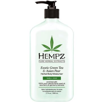 Crema de corp Hempz Exotic Green Tea&Asian Pear 500ml