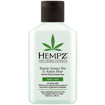 Crema de corp Hempz Exotic Green Tea&Asian Pear 65ml