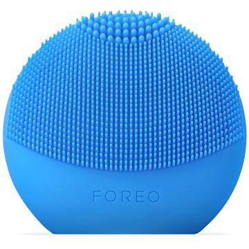 Dispozitiv de curatare faciala Foreo Luna Play Smart 2 Peek a Blue