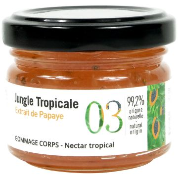 Ексфолиант за тяло Academie SD Jungle Tropicale Gommage 60гр
