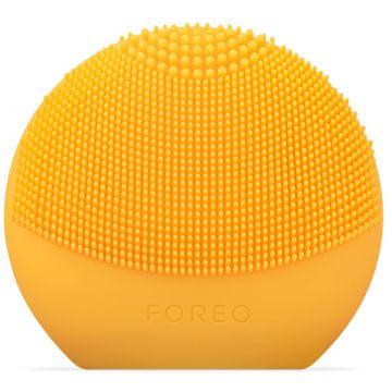 Dispozitiv de curatare faciala Foreo Luna Play Smart Sunflower Yellow