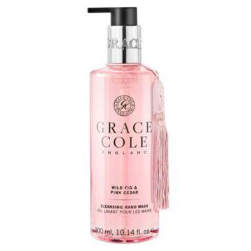 Sapun lichid Grace Cole Wild Fig&Pink Cedar 300ml