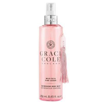Spray de corp Grace Cole Wild Fig&Pink Cedar 250ml