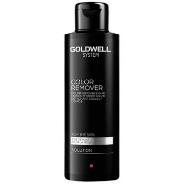 Solutie indepartare pete vopsea Goldwell System 150ml