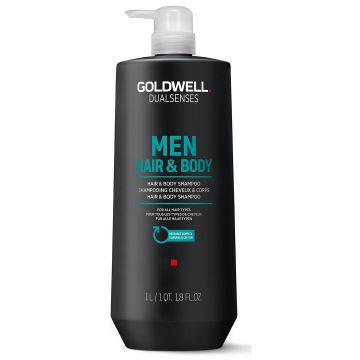 Шампоан Goldwell Dualsenses Men Hair&Body 1л