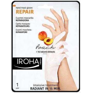 Manusi tratament Iroha Repair Peach 18ml