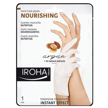 Manusi tratament Iroha Nourishing Argan 18ml
