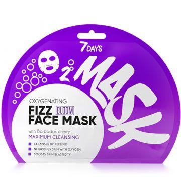 Masca de fata 7Days Maximum Cleansing cu Acerola blossom 25g