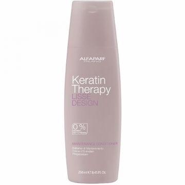Balsam de par Alfaparf Milano Keratin Therapy Lisse Design Keratin Therapy Maintenance 250ml