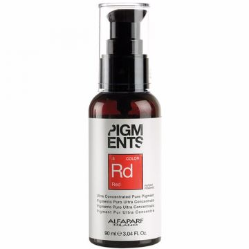 Pigment de par Alfaparf Milano Pigments Red 90ml