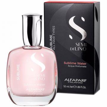 Spray de par parfumat Alfaparf Milano Semi Di Lino Sublime Aqua Profumata 50ml